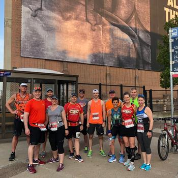 CTC at the Cleveland Marathon 05/19/2019