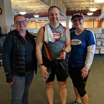 Vertical Runner indoor tri 3/4/18