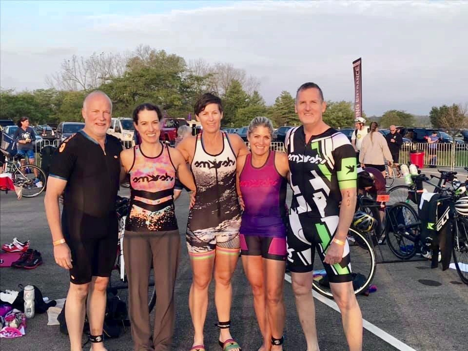HFP Deer Creek Triathlon/Aquabike SMASH Team 9/30/19