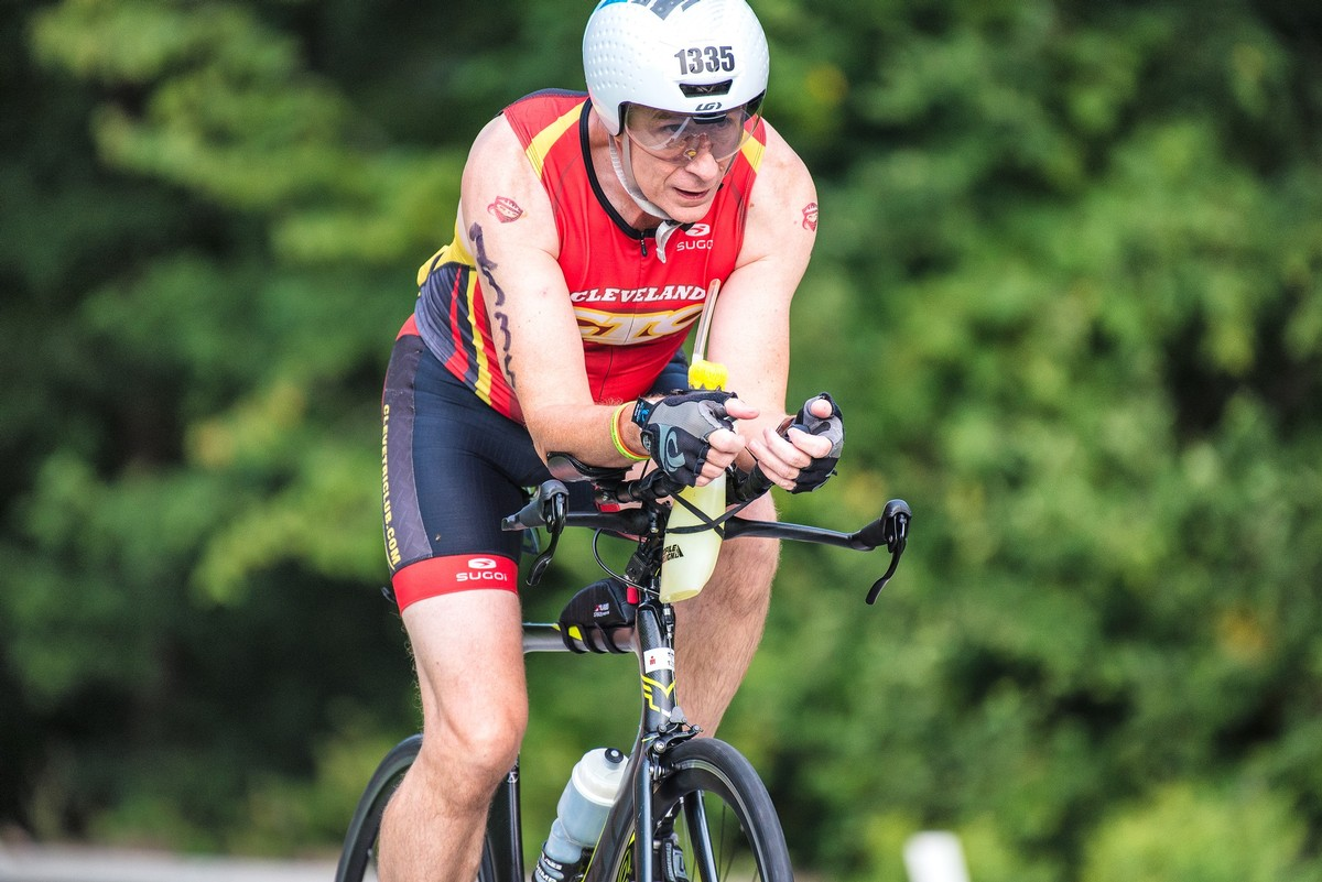 Innagural Ironman Ohio 70.3