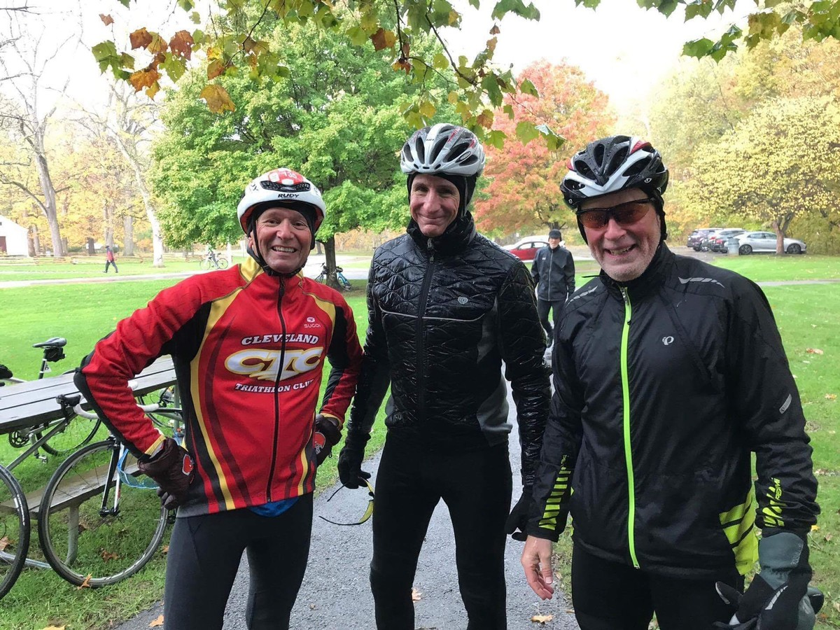 Red flannel ride 2017 (in the rain...)