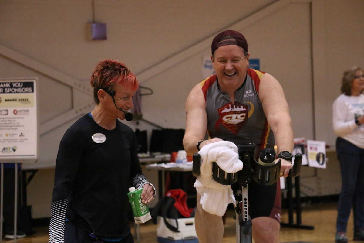 JCC indoor tri 02/11/17