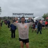 Huff-n-Puff Obstacle Course Race 5/12/18. 40+ obstacles over 5 mile trail run