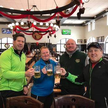Hofbrauhaus January 1st run 01/01/18